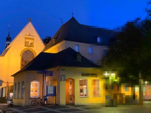 Infocenter Beratung durch das Kümmerer-Team – Brühl digital e.V. - Verein und DigitalCoaches für Digitalisierung Stadt Brühl. Stadtmarketing. CityApp