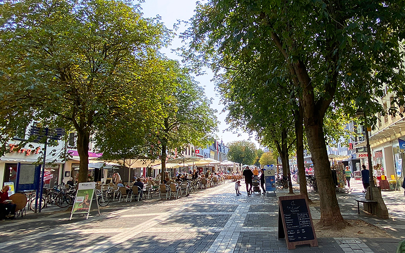 City Gastronomie, Restaurants, Einzelhandelsgeschäfte – Brühl digital e.V. - Verein und DigitalCoaches für Digitalisierung Stadt Brühl. Stadtmarketing. CityApp