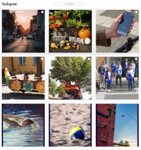 Instagram – Brühl digital e.V. - Verein und DigitalCoaches für Digitalisierung Stadt Brühl. Stadtmarketing. CityApp