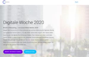 Digitale Woche, NRW, Rhein Erft – Brühl digital e.V. - Verein und DigitalCoaches für Digitalisierung Stadt Brühl. Stadtmarketing. CityApp
