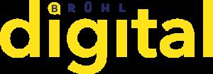 Logo – Brühl digital e.V. - Verein und DigitalCoaches für Digitalisierung Stadt Brühl. Stadtmarketing. CityApp